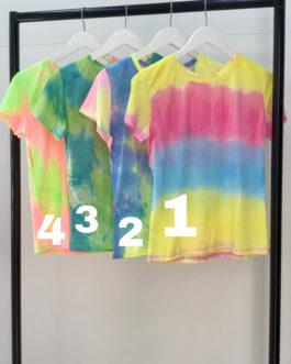 Tshirt tie dye